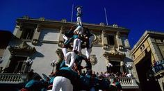 Human pyramids in Catalonia | Brede's Barcelona | Scoop.it