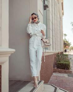 Modest Fashion Hijab, Muslim Fashion, Fashion Outfits, Trendy Fashion, Fall Outfits, Modest Wear, Modest Outfits, Casual Festival Outfit, Toms