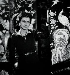 Coco Chanel. Siempre inspiradora...