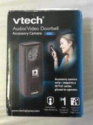 VTech IS741 Audio/Video Doorbell Accessory Camera
