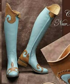 Style My Ride's Uber Tall Cowboy boots. Stylemyride12@gmail.com
