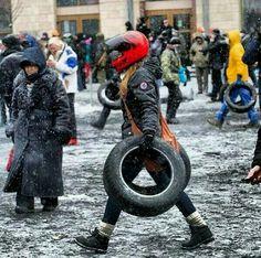Revolution Ukraine kiev 2014