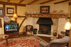 English Country Decor English Cottages And English Country Style