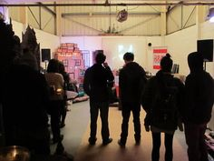 A few snaps from The Big Noise: Small Sessions events - raising money for The Big Noise Festival!