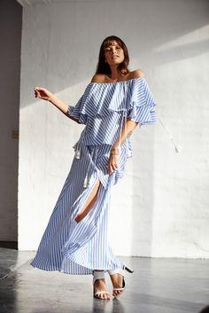 Resort Monaco Maxi Skirt