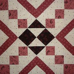 Kathy's Quilts: Saturday Sampler #12 Follow Me Home