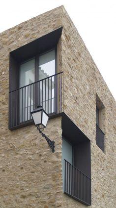 CL House / ADI Arquitectura-corner detail