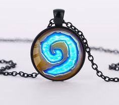 World Of Warcraft Heartstone Necklace