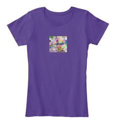 Inklicious Purple T-Shirt Front