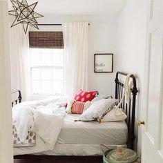 Cozy Bedroom, Dream Bedroom, Bedroom Decor, Bedroom Ideas, Master Bedroom, Fall Bedroom, Pretty Bedroom, White Bedroom, Bedroom Designs