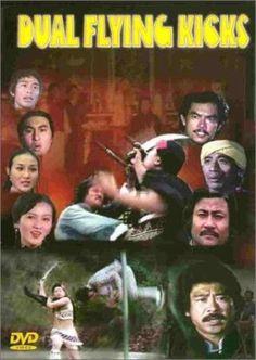 Dual Flying Kicks (DVD, 2002)