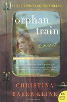 Spring Valley Library: Book Discussion Group   Sunday 10/18/2015  1 p.m.  Orphan Train, Christina Baker Kline