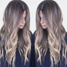 Caramel babylights by habit stylist @hairbybrittanyy