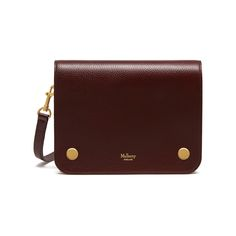 Mulberry - Clifton in Oxblood Natural Grain Leather