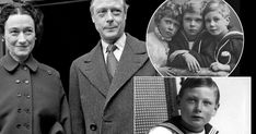 """QUEENS HIDDEN UNCLE..News UK News Royal Family Cruel Edward VIII letter describes death of 'animal' disabled brother as 'greatest relief imaginable'.   """"This poor boy had become more of an animal than anything else and was only a brother in the flesh and nothing else."""""""