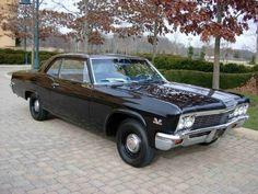 1966 Chevrolet Biscayne | JJ Rods