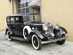 1935 Rolls Royce 20/25. Trupp & Maberly