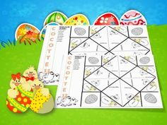 Activity Games, Activities, Cycle 3, French Grammar, French Classroom, Kids Reading, Montessori, Homeschool, Crafts For Kids