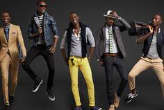 men's layering fashion - Google Search