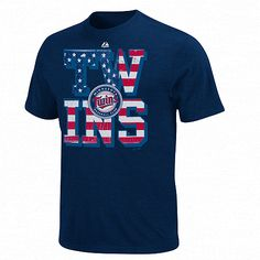 If you like America and you like the #Twins, then it is statistically impossible that you won't like this shirt.