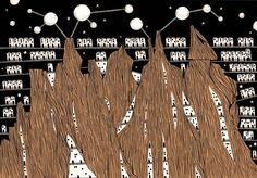 Gallery of Italo Calvino's 'Invisible Cities', Illustrated - 4