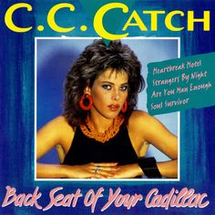 C.C.Catch- big size scan :)