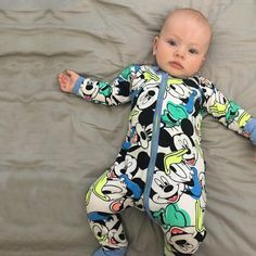Resting Beach Face Baby Boys Girls Jumpsuit Snap Closure Onesies Cotton Tops for 0-24 Months Baby