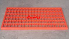 Replacement Mongoose screen is one product of Aipu shaker screen. You just need to tell us how many and what mesh size then leave all to us
