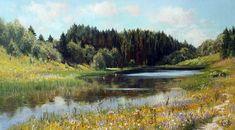 Картины Владимира Жданова » Сайт веселого настроения