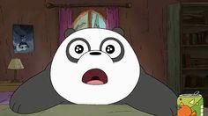 cutenesss overload Cartoon Memes, Cartoon Pics, Cartoon Characters, Cartoons, Cartoon Network, We Bare Bears Wallpapers, Panda Wallpapers, Bear Meme, Panda Meme