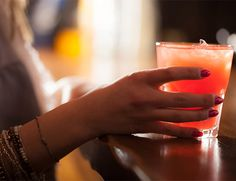 Wow—this nail polish detects the presence of date rape drugs in drinks.