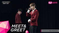 [FANCAM] B.A.P - WAKE ME UP (Daehyun Focused) @ 170424 MEET&GREET