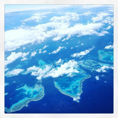 And then I realized why they call it the Great Barrier Reef.....didn't get to explore its great boundaries this time but will soon I hope. #greatbarrierreef #australia #missionblue2 by gracedelivers http://ift.tt/1UokkV2