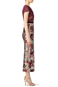 3d73c06da679 Artwork Sequin Dress by Marchesa Notte Rent The Runway