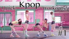 In an effort to be healthier, I've come up with some short, yet beneficial workouts. For many exercising is a chore, myself included. As a motivator I've planned out various exercise routines to Kpop songs. Some are for stationary bike, floor work, and abdominal work. I've chosen this type of …
