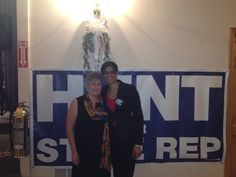 Marilee Kenney Hunt for State Representative
