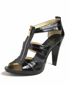 Michael Kors Berkley T-Strap Sandal.  My latest shoe purchase.  Love!