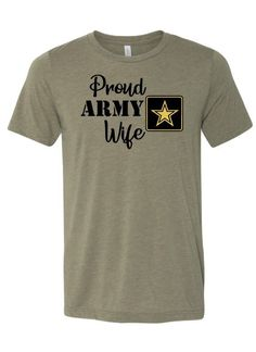 e90c327aa3 20 Best Army Family Shirts images in 2019 | Family shirts, Army ...