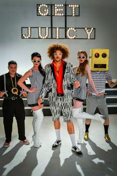 NEWS ALERT - Redfoo returns to Australia for an exclusive single launch - Want to party with him to celebrate his new single - find out how you can NOW..!