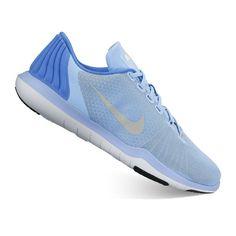 Nike Flex Supreme TR 5 Women's Cross-Training Shoes, Size: 5.5, Blue