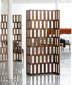 Room dividers | Complementary furniture | Hilton | Porada | T.. Check it out on Architonic