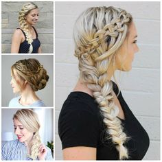 awesome 2017 Four Strand Braided Hairstyles for,You are in search of fairly, difficult braids? Well, you might be in the correct place, since at this time we're going to discover some 4-strand braid...