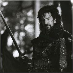 Alan Rickman as Sheriff of Nottingham