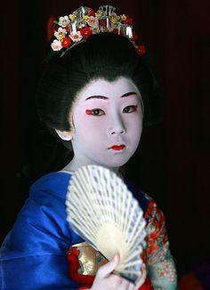 Image result for kabuki actor female