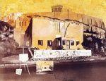 Επίσκεψη τιμής στο γκρεμισμένο σπίτι του Παρθένη, 1970-73