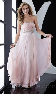 evening gown, prom dress, bride, wedding dress, bridesmaid... of course I do not have the chest for this one but YOU do.
