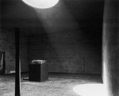 Worl War I Memorial (1930-31) Berlin, Neue Wache. Designed by Heinrich Tessenow.