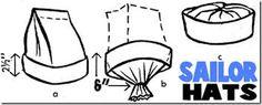 Resultado de imagen de como hacer un pañuelo de marinero