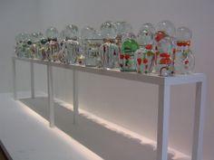 Mai 2011; Centre Pompidou; Jean-Michel Othoniel: le kiosque des noctambules