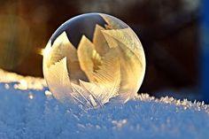 Мыльный Пузырь, Фрост, Снег, Пузырь